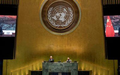 Las Naciones Unidas y los Derechos Humanos: ¿Un esfuerzo inútil?