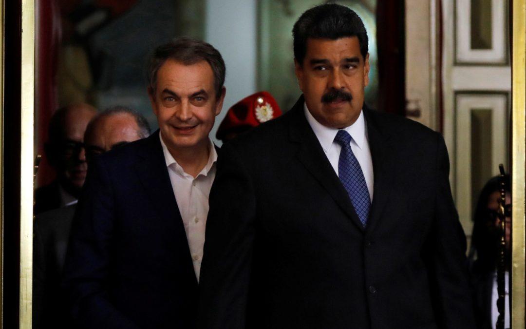 Zapatero, el normalizador de la destrucción y de la muerte en Venezuela