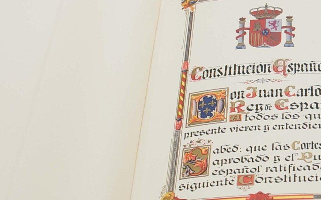 Lo que nos une. Nación y Constitución