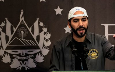 Nayib Bukele: Un dictador 'cool'