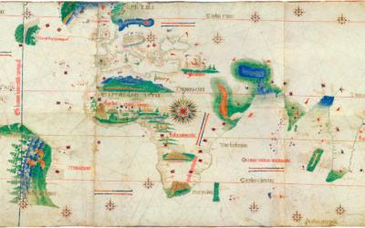 Tordesillas: cuando España y Portugal se repartieron el mundo