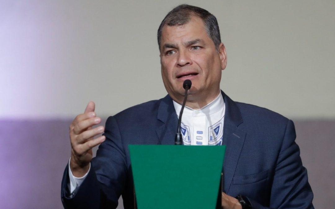Correa se cabrea