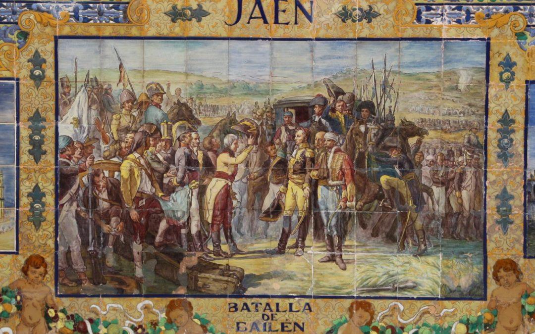 La Batalla de Bailén