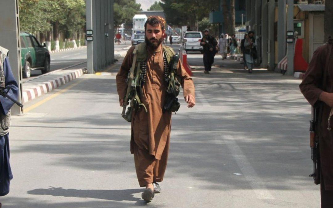El talibán bueno